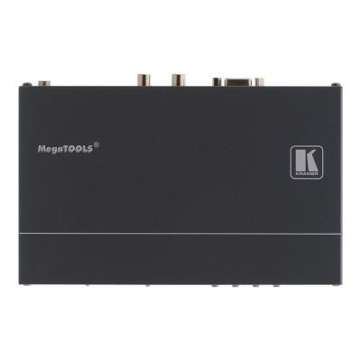 Kramer Electronics USA 70-42500090 MegaTOOLS VP-425 - Video converter - VGA