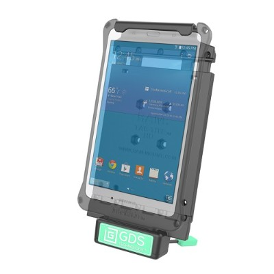 RAM Mounts GDS-DOCK-V2-SAM24U Vehicle Dock with GDS Technology for the Samsung Galaxy Tab A 7.0
