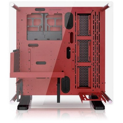 ThermalTake CA-1G4-00M3WN-01 Core P3 SE Red Edition ATX Open Frame PC (Riser Cable is Optional)