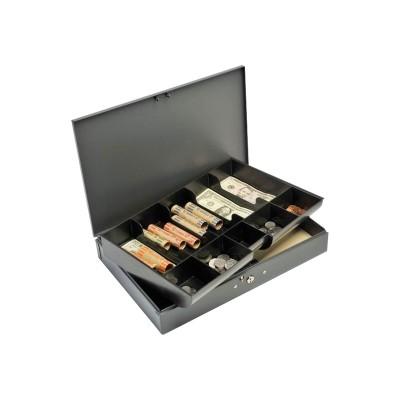 MMF Industries 2215CBTGY STEELMASTER - Cash box