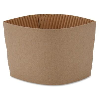 Genuine Joe 19049CT Protective Corrugated Hot Cup Sleeves 40393855