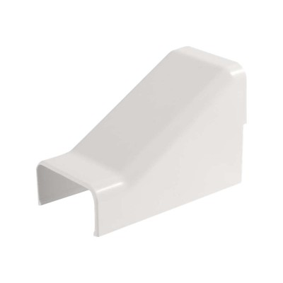 Cables To Go 16073 Wiremold Uniduct 2900 Drop Ceiling Connector - White - Cable raceway drop ceiling/entrance end fitting - white