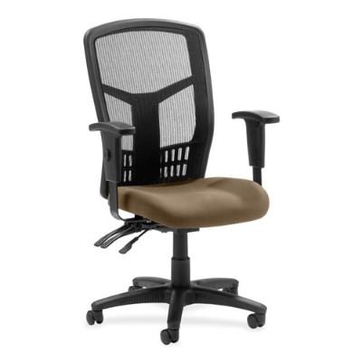 Lorell 86200-06 86000 Series Executive Mesh High-back Chair