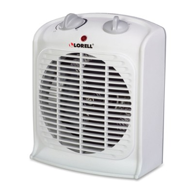 Lorell 33557 Thermo Heater - White