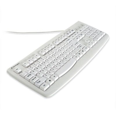 Kensington 64406 ProFit USB Washable Keyboard - White