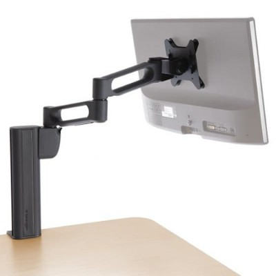 Kensington 60904 Column Mount Extended Monitor Arm with SmartFit System