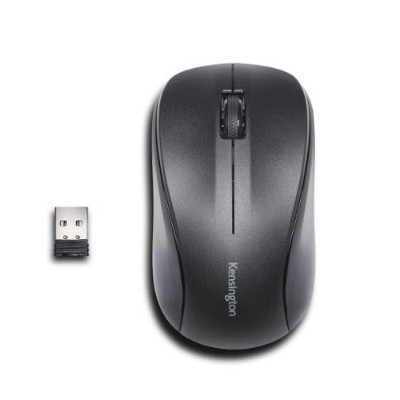 Kensington 72392 Wireless Mouse for Life - Black