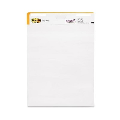 3M 559STB Easel Pad White 25 in x 30 in 30sheets/pad