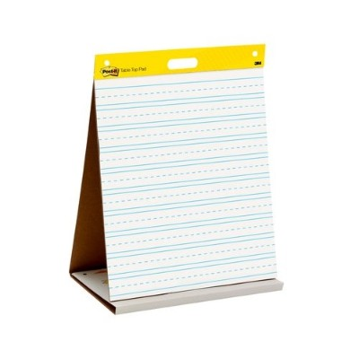 3M 563PRL Easel Pad Table Top Primary Ruled 20 in x 23 in