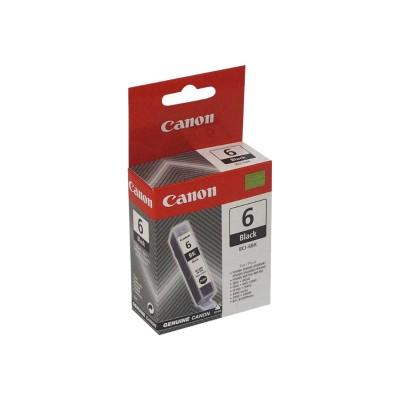 Canon BCI-6BK Black - original - ink tank - for BJ-S800  S820  S900  i990  99XX  PIXMA IP4000  iP5000  iP6000  iP8500  MP750  MP760  MP780