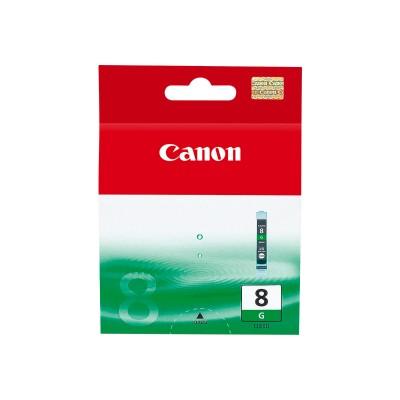 Canon CLI-8G CLI-8G - Green - original - ink tank - for PIXMA Pro9000  Pro9000 Mark II