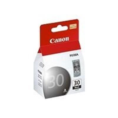 Canon PG-30 PG-30 - Black - original - ink cartridge - for PIXMA iP1800  MP140  MP190  MP210  MX300  MX310