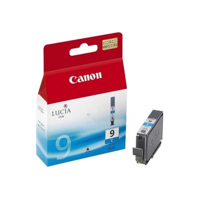 Canon PGI-9C PGI-9C - Cyan - original - ink tank - for PIXMA iX7000  MX7600  Pro9500  Pro9500 Mark II