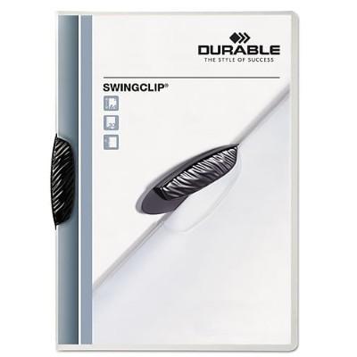 Durable 2263-01 SWINGCLIP 25PCS BLK