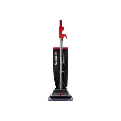 Electrolux SC889A QuietClean SC889A - Vacuum cleaner - upright - bag - red
