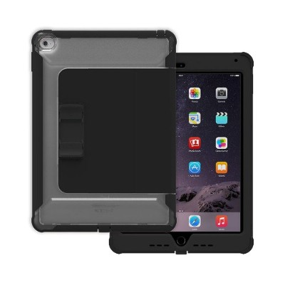 Trident Case CY-APIPA2-CLSLK Cyclops Case with Sliding Stand (Clear in Bulk) Apple iPad Air 2