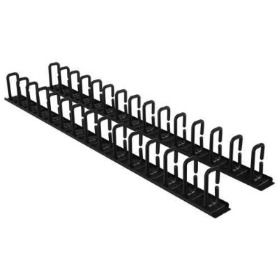 Cyberpower CRA30007 6 Feet Vertical Flexible Ring Cable Manager