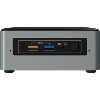 Intel BOXNUC6CAYSAJR Intel NUC Kit NUC6CAYS Intel Celeron J3455 Quad-Core 1.50GGHz Mini PC