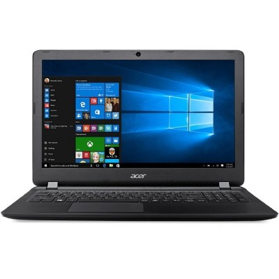 Acer NX.GKQAA.004 Aspire ES ES1-572-35HJ Intel Core i3-7100U Dual-Core 2.40GHz Notebook - 8GB RAM  1TB HDD  15.6 HD LED  DVD-Writer  Gigabit Ethernet  802.11a/b