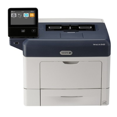 Xerox B400/DNM VersaLink B400 B/W Printer  Letter/Legal  Up To 47ppm  USB  Ethernet  550-Sheet Paper Tray  150-Sheet Multipurpose Tray  110V -  Base Model