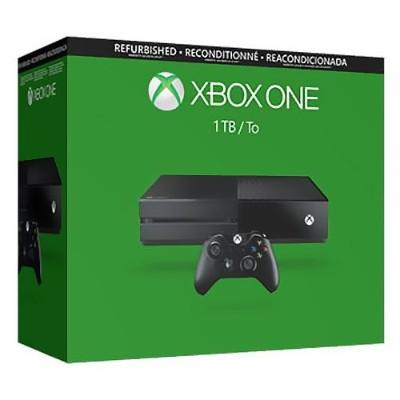 Microsoft KF9 00001 1TB Xbox One Console Refurbished Recertifed