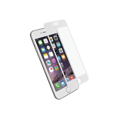 Cygnett CY1990CPTGL RealCurve 3D - Screen protector - white - for Apple iPhone 7