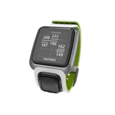 TomTom 1RG0.001.01 Golfer Sports Watch - White/Bright Green