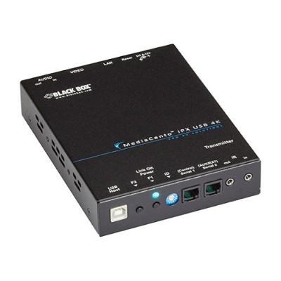 Black Box VX-HDMI-4K-TX MediaCento IPX 4K Transmitter - HDMI  IP  USB