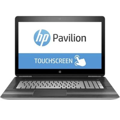 HP Inc. W2L98UA#ABA Pavilion 17-ab220nr Intel Core i7-7700HQ Quad-Core 2.80GHz Notebook - 12GB RAM  1TB HDD  17.3 Multi-touch HD LCD  DVD-Writer  Gigabit Ethern