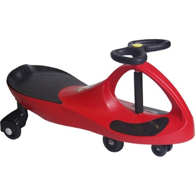 PlaSmart PC020 PlasmaCar Ride-On Toy - Red