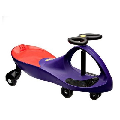PlaSmart PC040 PlasmaCar Ride-On Toy - Purple