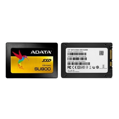A-DATA Technology ASU900SS-512GM-C 512GB Ultimate SU900 3D MLC NAND Solid State Drives