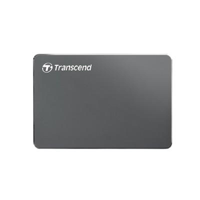Transcend TS1TSJ25C3N 1TB StoreJet 2.5in C3N Portable Hard Drive