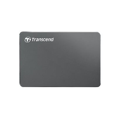 Transcend TS2TSJ25C3N 2TB StoreJet 2.5in C3N Portable Hard Drive