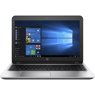 HP Inc. 1BS25UT#ABA Smart Buy ProBook 450 G4 Intel Core i3-6006U Dual-Core 2.0GHz Notebook PC - 4GB RAM  500GB HDD  15.6 HD LED  DVD+/-RW SuperMulti  Gigabit Et
