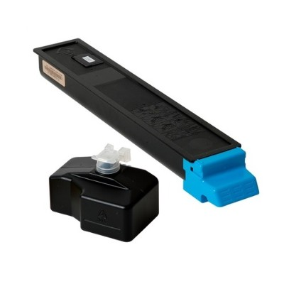 Kyocera TK897C Cyan Toner Cartridge  Yield: 6 000 pages