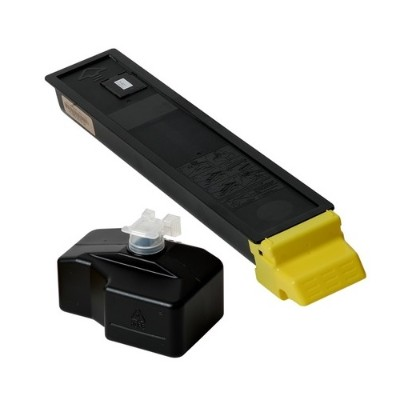 Kyocera TK897Y Yellow Toner Cartridge  Yield: 6 000 pages