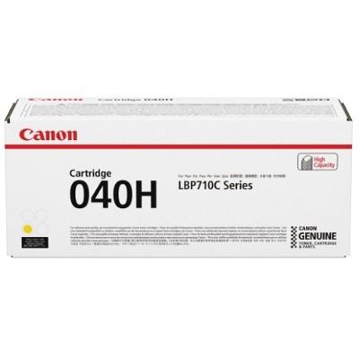 Canon CRTDG040HY Yellow High-yield Toner Cartridge for imageClass LBP712