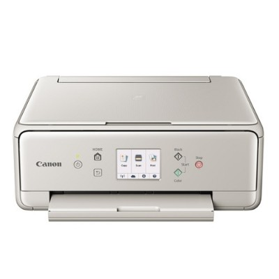 Canon 1368C042 PIXMA TS6020 Wireless Inkjet All-In-One Printer - Gray
