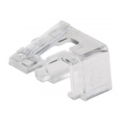 Intellinet Network Solutions 771436 Repair Clip for RJ45 Modular Plug  50 pk (Transparent)