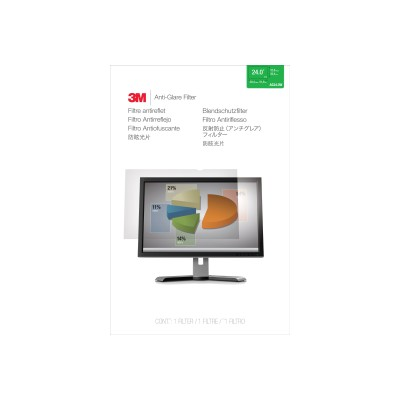 3M AG240W1B 24 Widescreen Monitor Anti-Glare Filter (16:10)