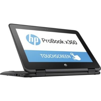 HP Inc. 1BS69UT#ABA Smart Buy ProBook x360 11 G1 EE Intel Pentium N4200 Quad-Core 1.10GHz Notebook PC - 4GB RAM  128GB SSD  11.6 HD SVA eDP LED Touchscreen  Gig