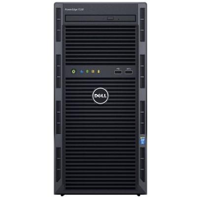 Dell 463-7712 PowerEdge T130 Server - Xeon E3-1220V5 3GHz - 8 GB - 1 TB