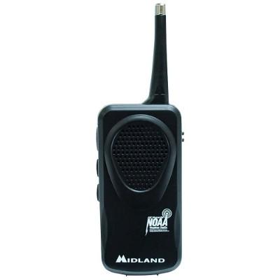 Midland HH50B Portable Pocket Emergency Weather Alert Radio