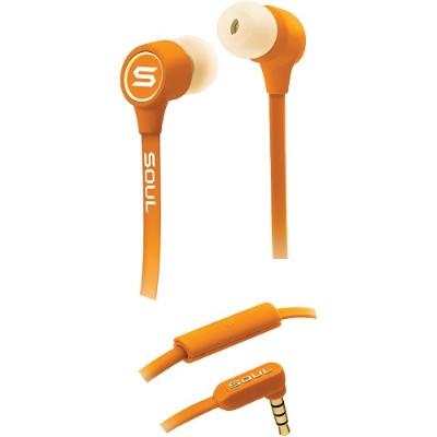 Soul by Ludacris 81971076 K-Pop In-Ear Earbuds (Neon Orange)