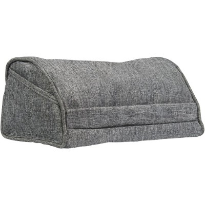 The Original LapDesk Company 35215 Executive Tablet Pillow (Gray Linen)