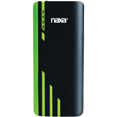 Naxa Electronics NAP-40 10 000mAh Canteen Portable Power Pack