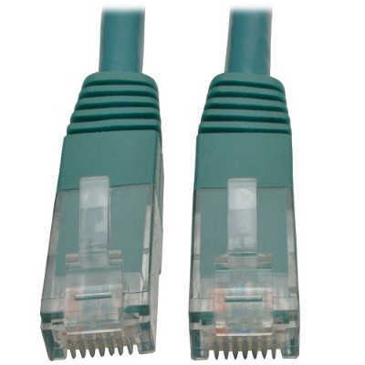 TrippLite N200-002-GN Cat6 Gigabit Molded Patch Cable (RJ45 M/M) - 2ft  Green