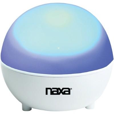 Naxa Electronics NAS-3073 GLOW Portable Bluetooth Speaker