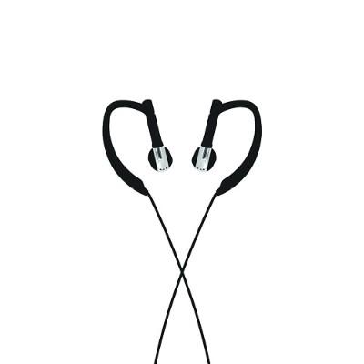 Naxa Electronics NE-944 2-in-1 Sport Isolation Earphones and Isolation Earbuds